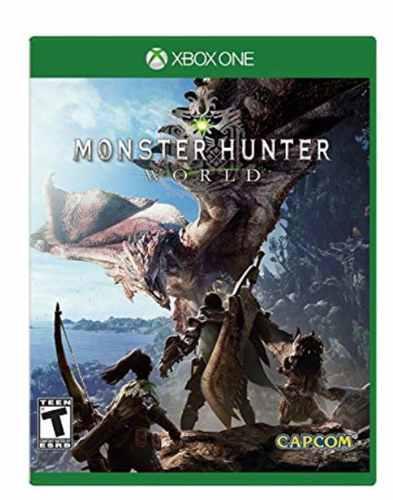 Juego Xbox One Monster Hunter World Standard