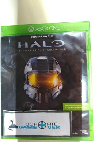 Juego Xbox One The Máster Chief Collection