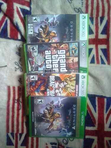 Juegos Xbox 360,one Semi Nuevos