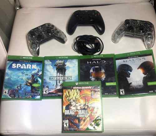 Juegos Y Controles Para Xbox One Por Pieza O En Paquete!!