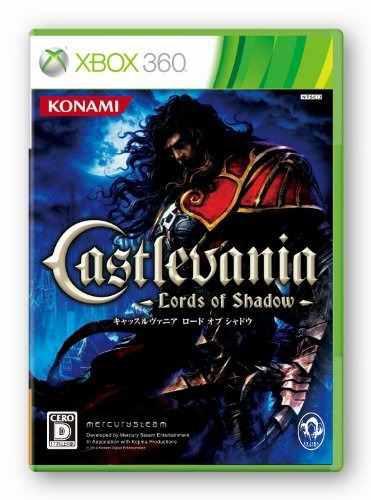 Juegos,castlevania Lords Of Shadow Importación De Japón..