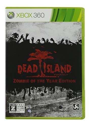 Juegos,dead Island Zombie De La Edición Del Año Importac..