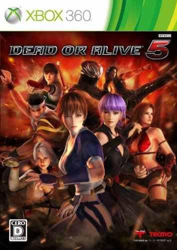 Juegos,dead Or Alive 5 Importación De Japón