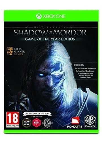 Juegos,middle-earth Sombra De Mordor - Edición Del Juego..
