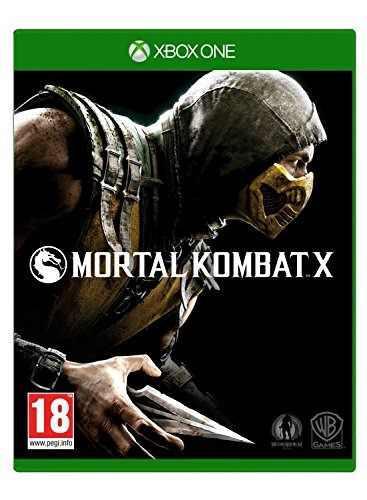 Juegos,mortal Kombat X (xbox One) Región De Importación..