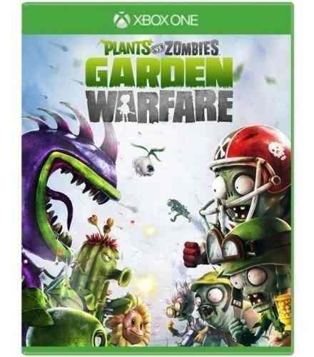 Juegos,plantas Vs Zombies Xbox One