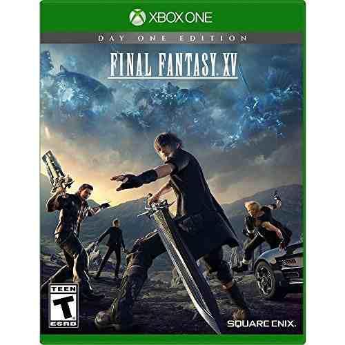 Juegos,xbox One Final Fantasy Xv Edición Del Día Uno Nue..
