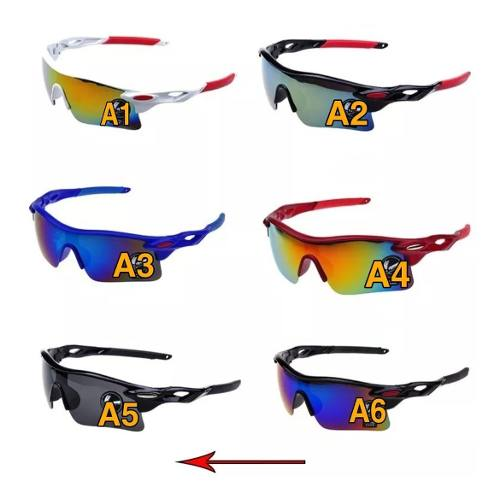 Lentes Deporte Extremo Irrompible Ciclismo Moto Paintball