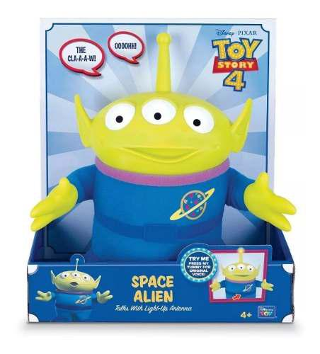 Marcianito Alien Space Toy Story 4 Luces Y Sonidos 30 Cm