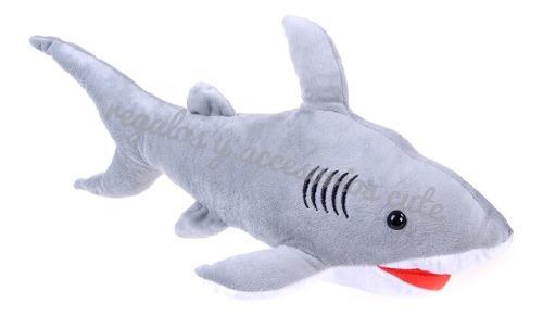 Mini Tiburón De Peluche 30cm Shark Mini Animales