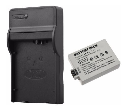Pack Cargador Y Batería Canon Lp-e5 Eos d 450d 500d
