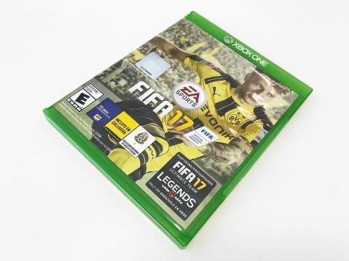 Paquete Juegos Fifa 17, 16 Y 15 Xbox One Como Nuevos