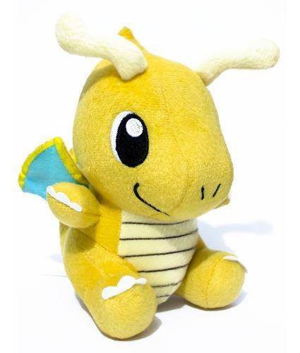 Peluche De Dragonite De Pokémon Nintendo 15 Cm Envio Gratis