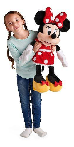Peluche Minnie Mouse, Original De Disney, 68cm