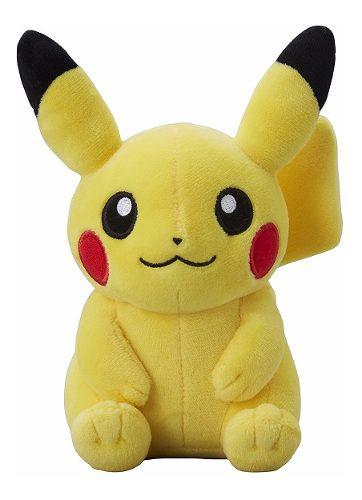 Peluche Pikachu Original 19cms - Pokemon Center