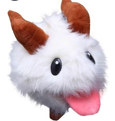 Peluche Poro Lol League Of Legends 29x 20 Cm