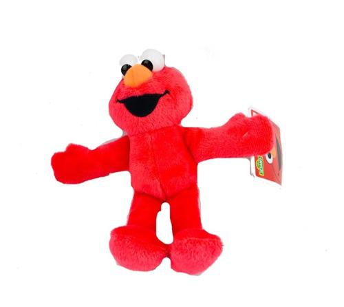 Plaza Sesamo Peluche Amiguitos Elmo 19 Cm Fisher Price