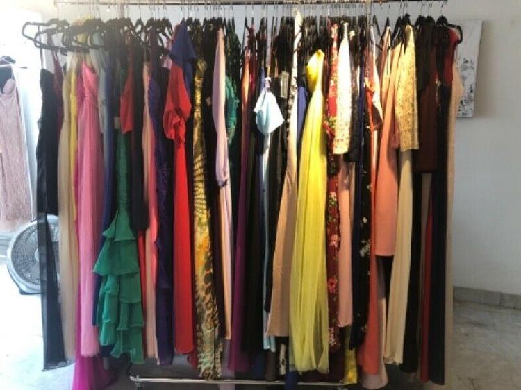 Rematé de lote de vestidos de fiesta
