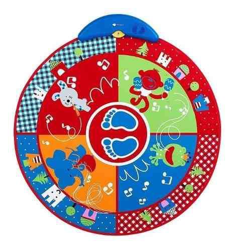 Tapete Musical Y Gimnasio Para Bebé Baby Fitness
