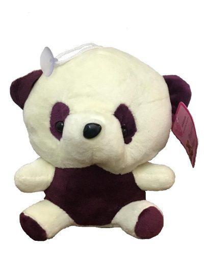 Tierno Oso Panda De Peluche Con Luces Led, 20 Cm Mpb-162
