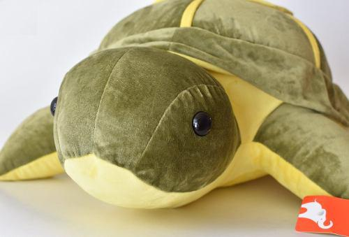 Tortuga De Peluche 65cm Marca D`peluche Excelente Calidad