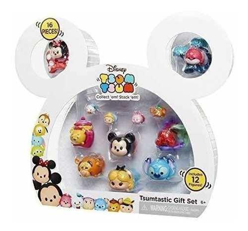 Tsum Tsum Disney 12 Figuras Set De Regalo Nuevo Envío