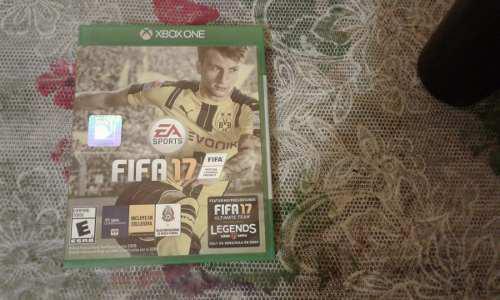 Vendo Juego De Fifa 17 Para Xbox One