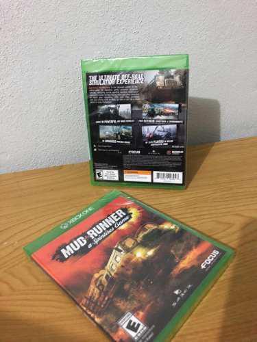 Video Juego Mud Runner Xbox One