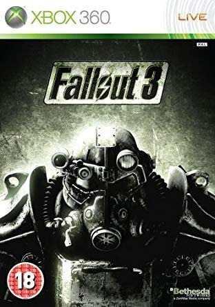Xbox 360 & One - Fallout 3 - Juego Fisico (mercado Pago)
