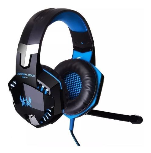 Audifonos Headset Gamer Pc Xbox One S Ps4 Laptop Aux Usb /e