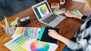 Diseño gráfico y editorial para empresas e instituciones