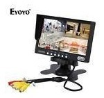 Hd 7 Color Car Truck Quad Split Car Rear View Video Monitor