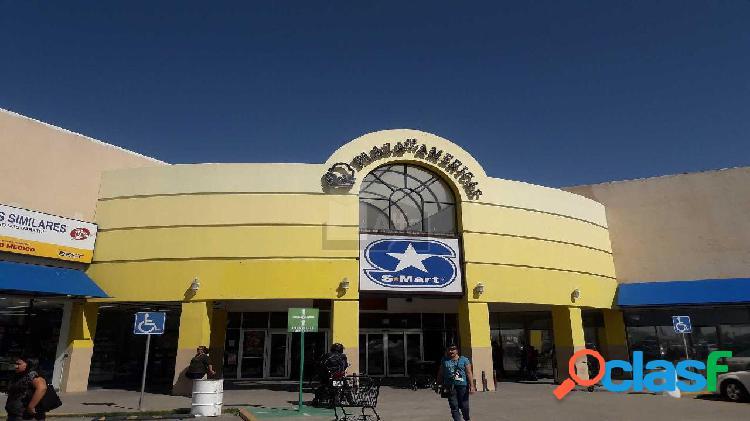 Local Comercial en Venta en Cd. Juarez, Plaza de las