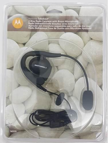 Manos Libres  De Oreja Para Radios Motorola De 1 Pin