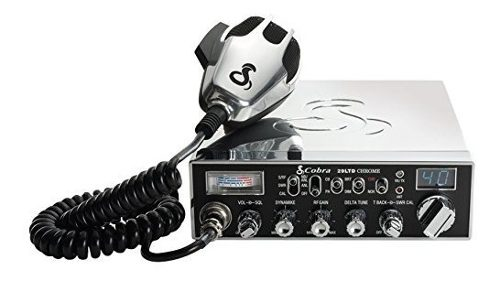 Radio Cb Cobra 29 Ltd Chr 40 Canales Con Capacidad Pa