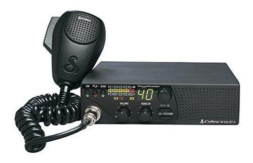 Radio Cobra De Radio 18wxstii Cb - 40 Canales Envio Gratis