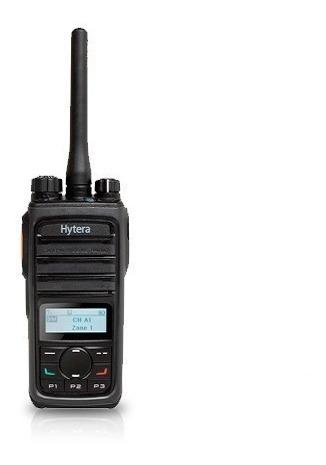Radio Digital Portátil Hytera Pd566 Vhf 512ch 5w Teclado