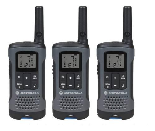 Radio Motorola Talkabout T Pack Walkie Talkie 20 Millas