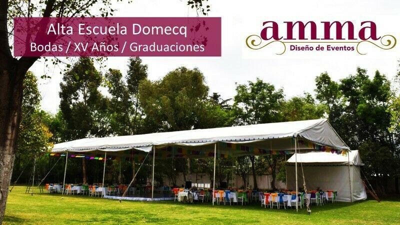 TU Boda en la Alta Escuela de Jinetes Domecq - Texcoco