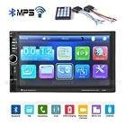 b 7'' 2 Din Stereo Vehicle Auto Car Mp5 Video Player Tou