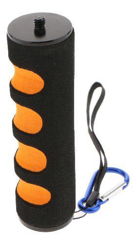 1/4 -inchscrew Handle Grip Stabilizer Para Videocámara Led