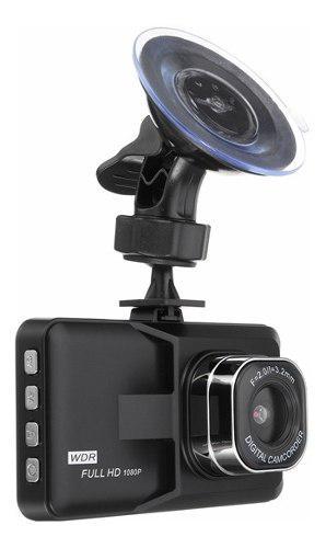 3.0 Pulgadas Hd 16:9 1080p Coche Dvr Videocámara Dash