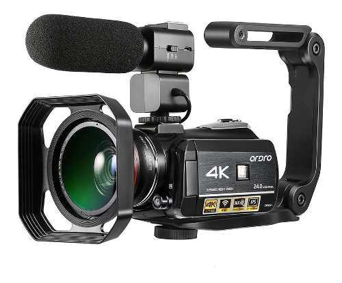 3 Pcsordro Ac3 4k Wifi Digital Vídeo Cámara De La