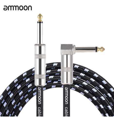 Ammoon - Bajo Musical Para Guitarra Eléctrica (6 M)