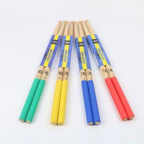 Baquetas Drumsticks 5a Para Bateria Acústica