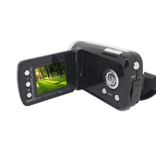 Digital Cámara De La Videocámara De Vídeo Grabadora 4x Di