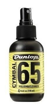 Dunlop 6444 Líquido Limpiador Para Batería Acústica