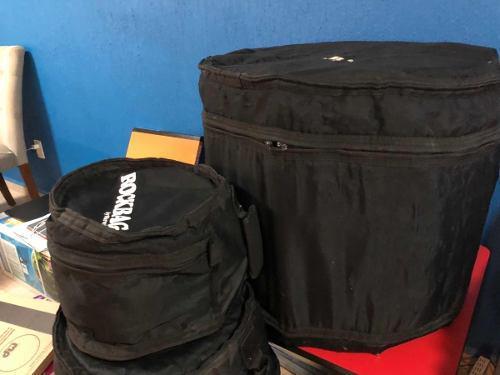 Fundas Para Bateria Rockbag Roadrunner Usadas