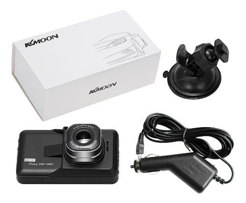 Kkmoon 3 Coche Dvr Dash Cam Cámara Videocámara Detección