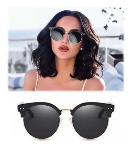 Lentes De Sol Mujer Con Estuche Cat Eye Envio Express Gafas